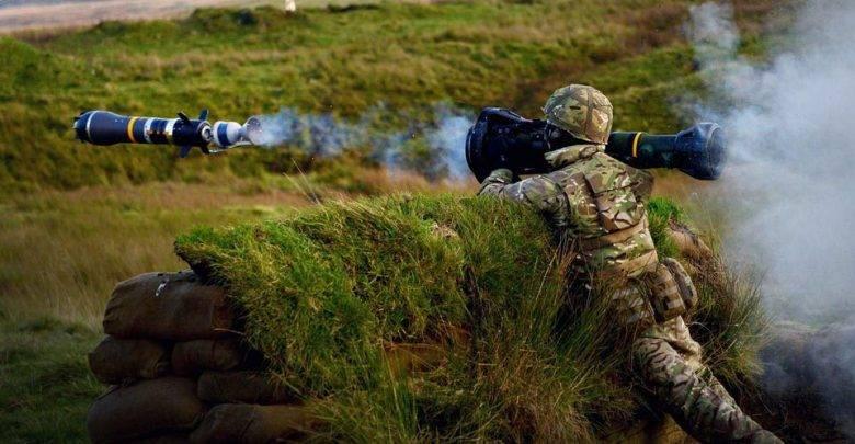 Противотанковые средства британской пехоты (часть 3)