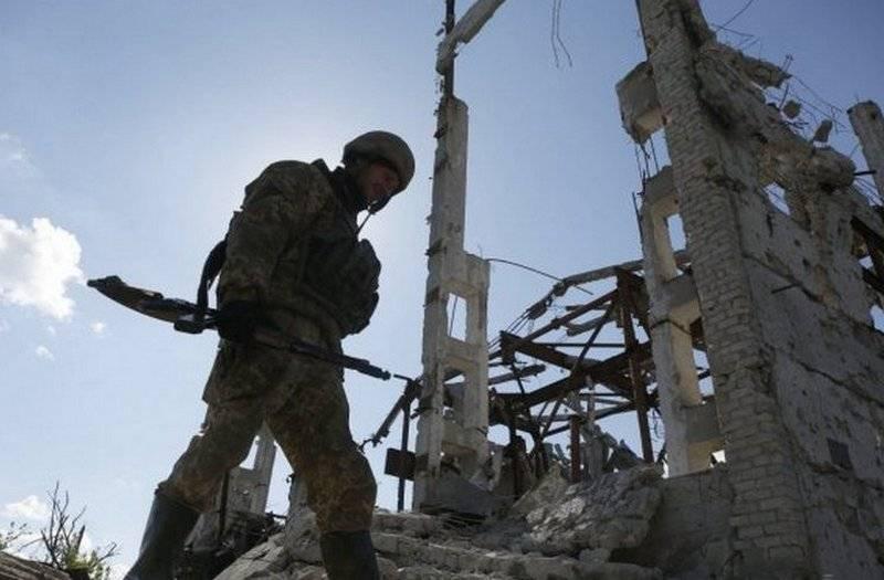 Лукашевич: ВСУ активизировали боевые действия на территории Донбасс
