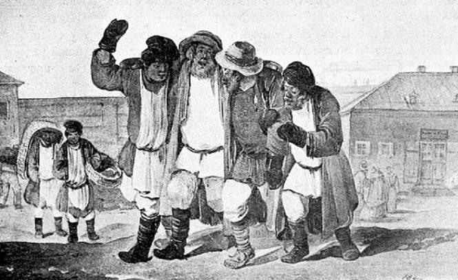 Битва за трезвость. Как крестьяне объявили войну водке