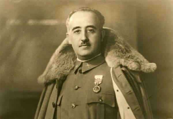 Новое руководство Испании намерено перезахоронить Франко