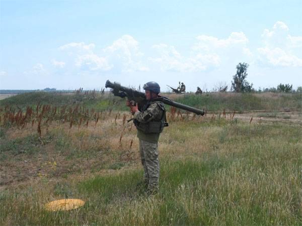 Учения ВСУ с применением ПЗРК и иных средств ПВО. Готовят второй MH17?