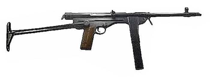 सबमशीन बंदूकें MEMS M-52 / 60 और M-67 (अर्जेंटीना)