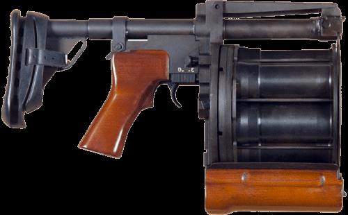 Наш гранатомет РГ-6 и его западные аналоги