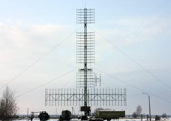 Rusia cubre el Ártico con un sólido campo de radar.