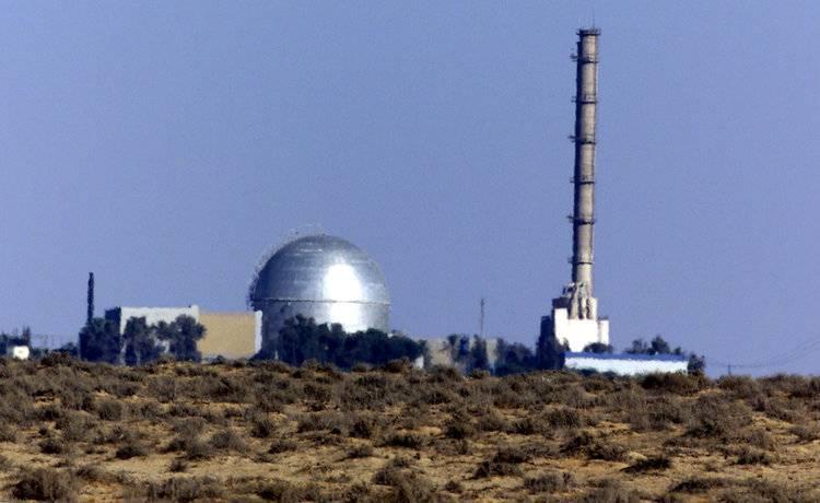 Ядерный потенциал Израиля