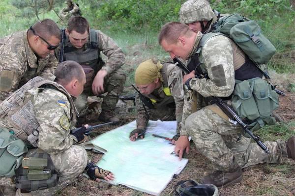 """Украинский """"волонтёр"""": ВСУ в щепки разнесли позицию противника"""