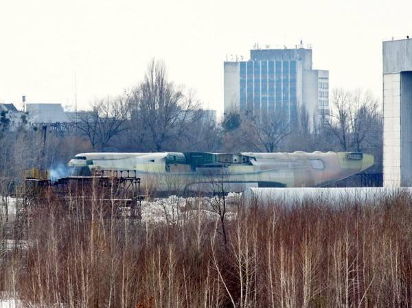 ОАК начнет разработку сверхтяжелого самолета для замены «Руслана»