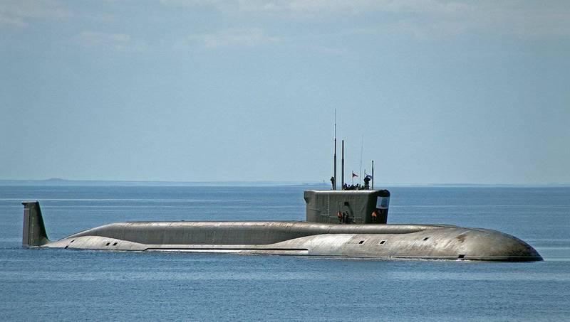 """Китайские СМИ назвали российский """"Борей"""" """"самой страшной лодкой в мире"""""""