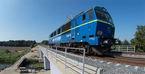 Это заразно: Польша хочет возить грузы железной дорогой в Китай в обход РФ