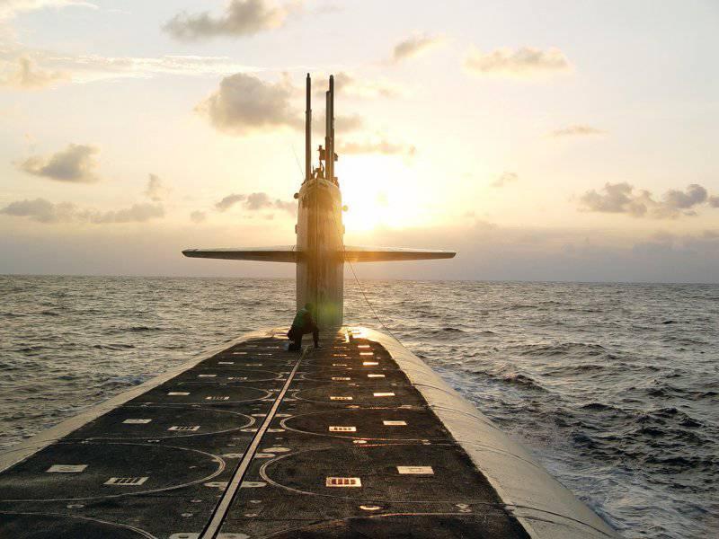 Atomic Multifuncional Submarine Cruiser: Paradigm Shift