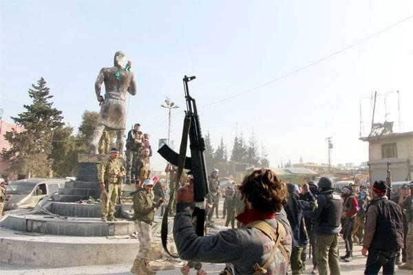 Ни дня без сюрприза: на севере Сирии в бою сошлись две протурецкие группировки ССА