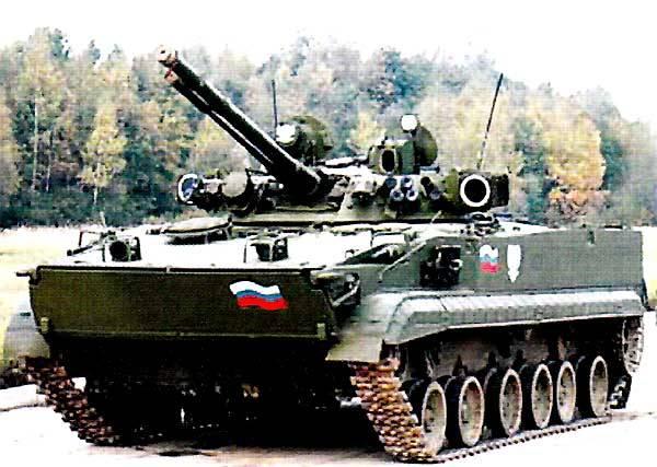 Российская БМП станет: серьёзнее, толще, мощнее