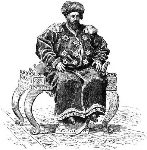 Buhara nasıl Rus koruyucusu oldu?
