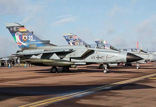 Авиапарк ВВС ФРГ в плачевном состоянии. Заявление немецкого генерала