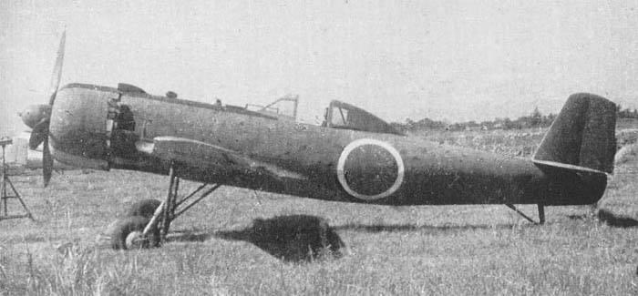 «Накадзима» Ки-115 «Цуруги»: самолёт для камикадзе