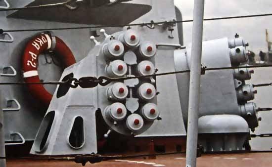 Как спрятать корабль в открытом море