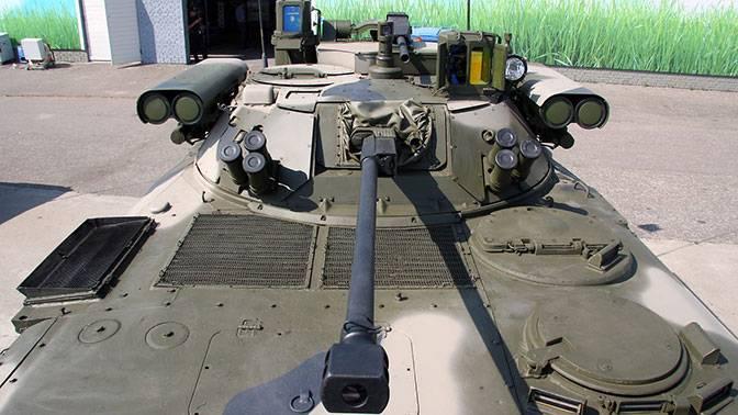 Польша модернизирует бронемашины по-русски?