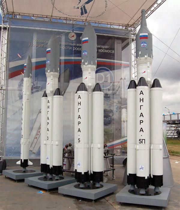 """Проект РН """"Ангара-А3"""" будет реанимирован. Рогозин рассказал"""