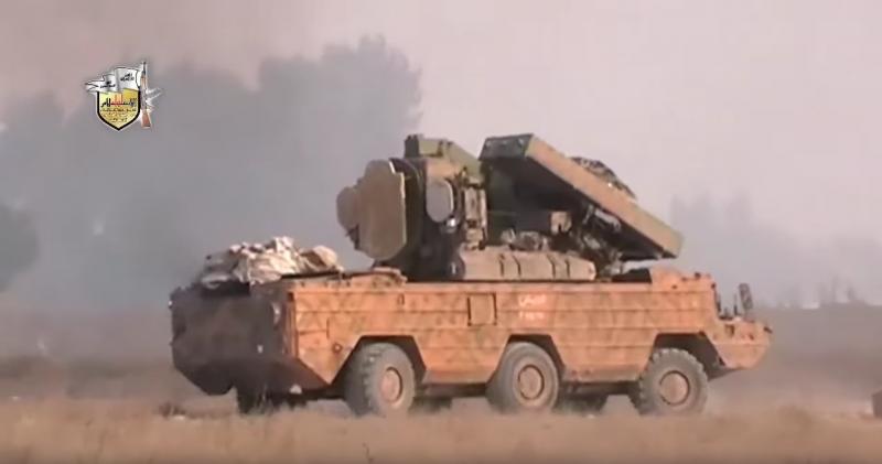 Состояние ПВО Сирии и перспективы её усиления зенитной ракетной системой С-300