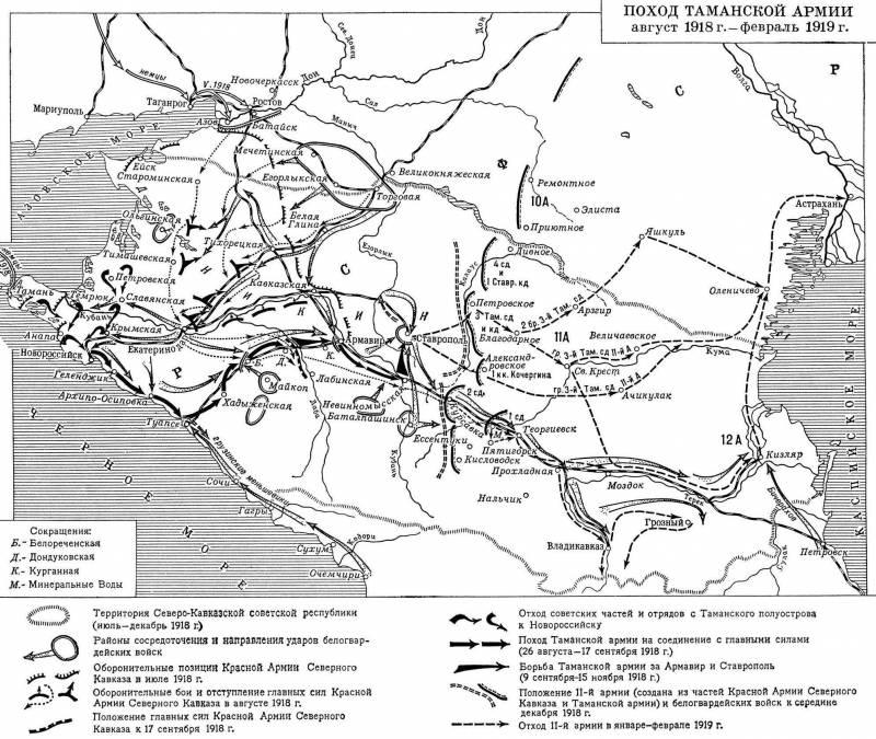 Второй Кубанский поход