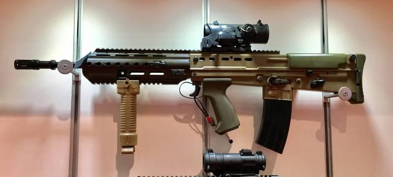 SA 80 Enfield L85A1 Fusil automatique - Automatic rifle . 1528495967_1830475_original