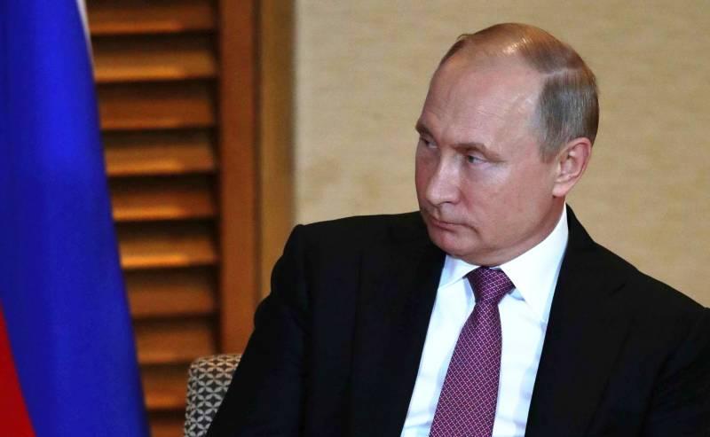 Путин рассказал о сроках встречи с Трампом и о беседе с Порошенко