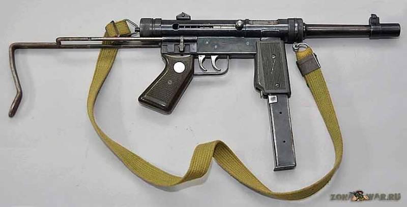 Пистолет-пулемет Halcón ML-63 (Аргентина)