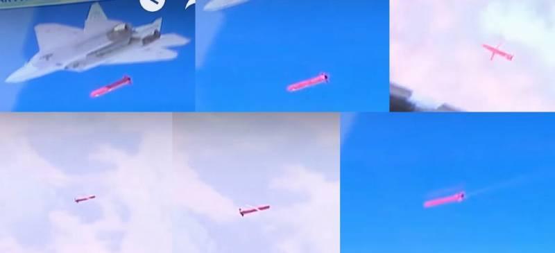 Опасная «пятёрка». Чем вооружат Су-57
