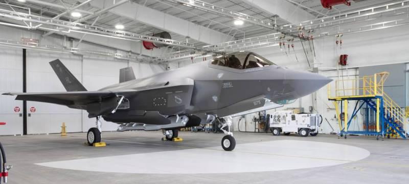 США вычеркнули Турцию из программы F-35 из-за России