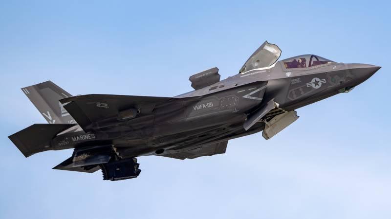 Турция получит свои F-35. Пентагон проигнорировал мнение Конгресса