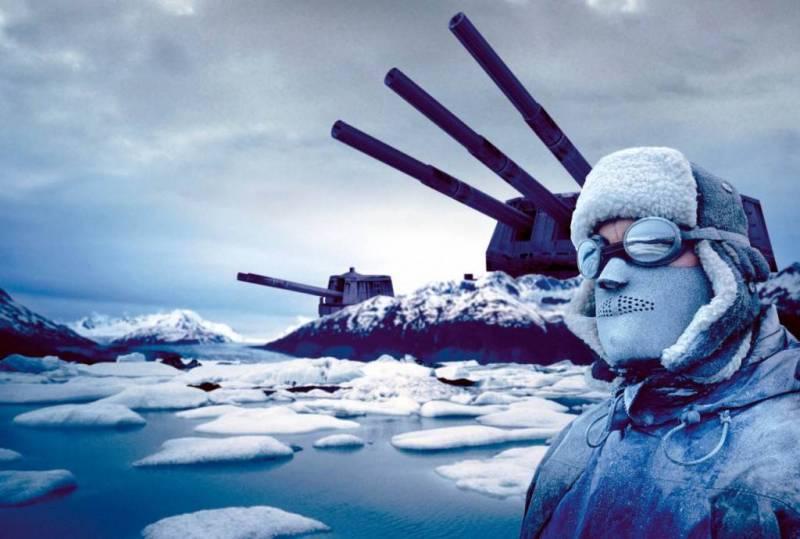 Большая игра среди айсбергов: новый уровень