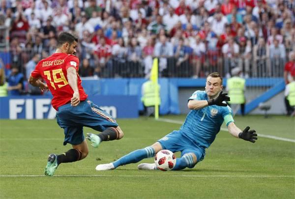 Виват, Акинфеев! Сборная России в четвертьфинале ЧМ-2018