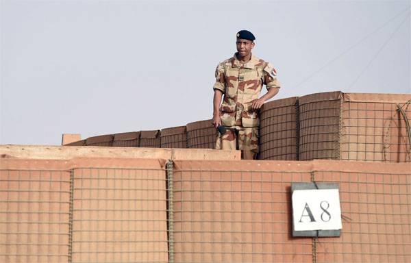 Шесть французских солдат погибли при нападении вМали