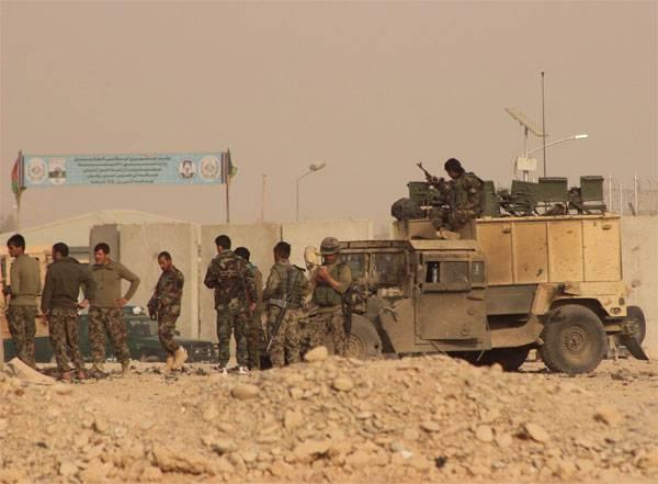Бои в нескольких км от границы Туркменистана. Афганские отряды в котле ИГИЛ