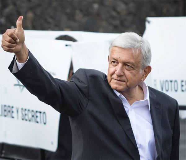 Новый президент Мексики: Повышаю пенсии в 2 раза. Правительству РФ на заметку