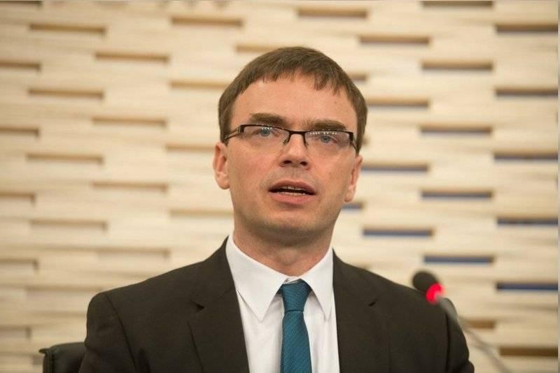 """Миксер против! Эстония требует прекратить строительство """"Северного потока-2"""""""