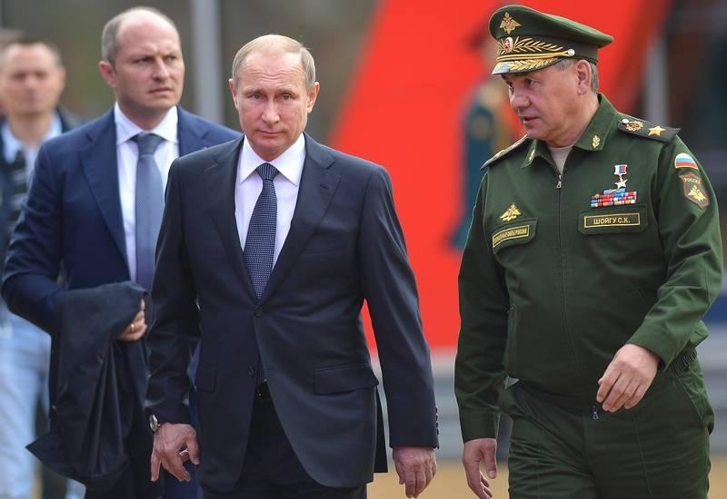 Путин вернул воинским частям исторические названия - с упоминанием городов Украины