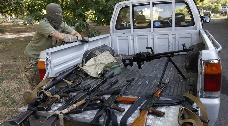 Миллионы стволов с Украины. Стреляющий ад для Европы