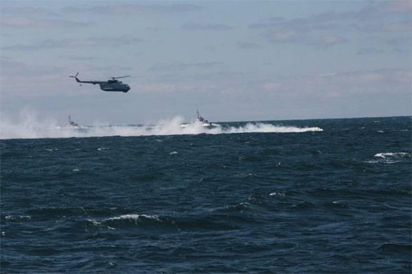 На Украине рассказали, как будут топить корабли ВМФ России