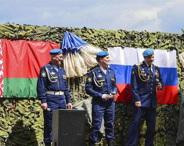 ВМинске считают вопрос размещения вгосударстве военной базыРФ неактуальным