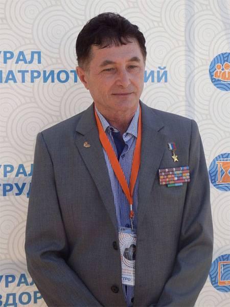 Минобороны назвало самого титулованного военнослужащего ВС РФ