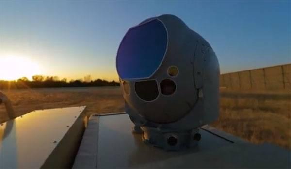 Лазерные войны. В США начата разработка мобильного боевого лазера