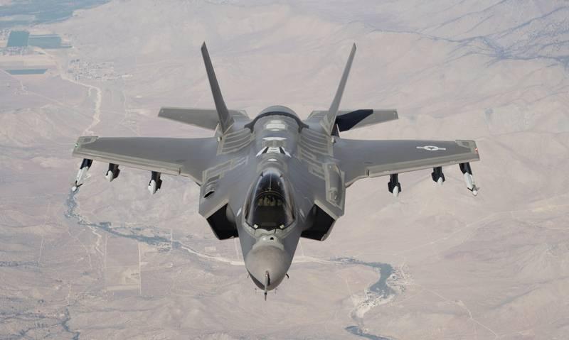 Турция приступила к освоению первых полученных F-35