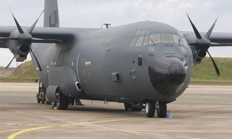 英国在伊拉克失去了第二架C-130J-30超级大力神