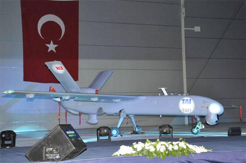 Турция пообещала реализовать Украине боевые беспилотники— СНБО