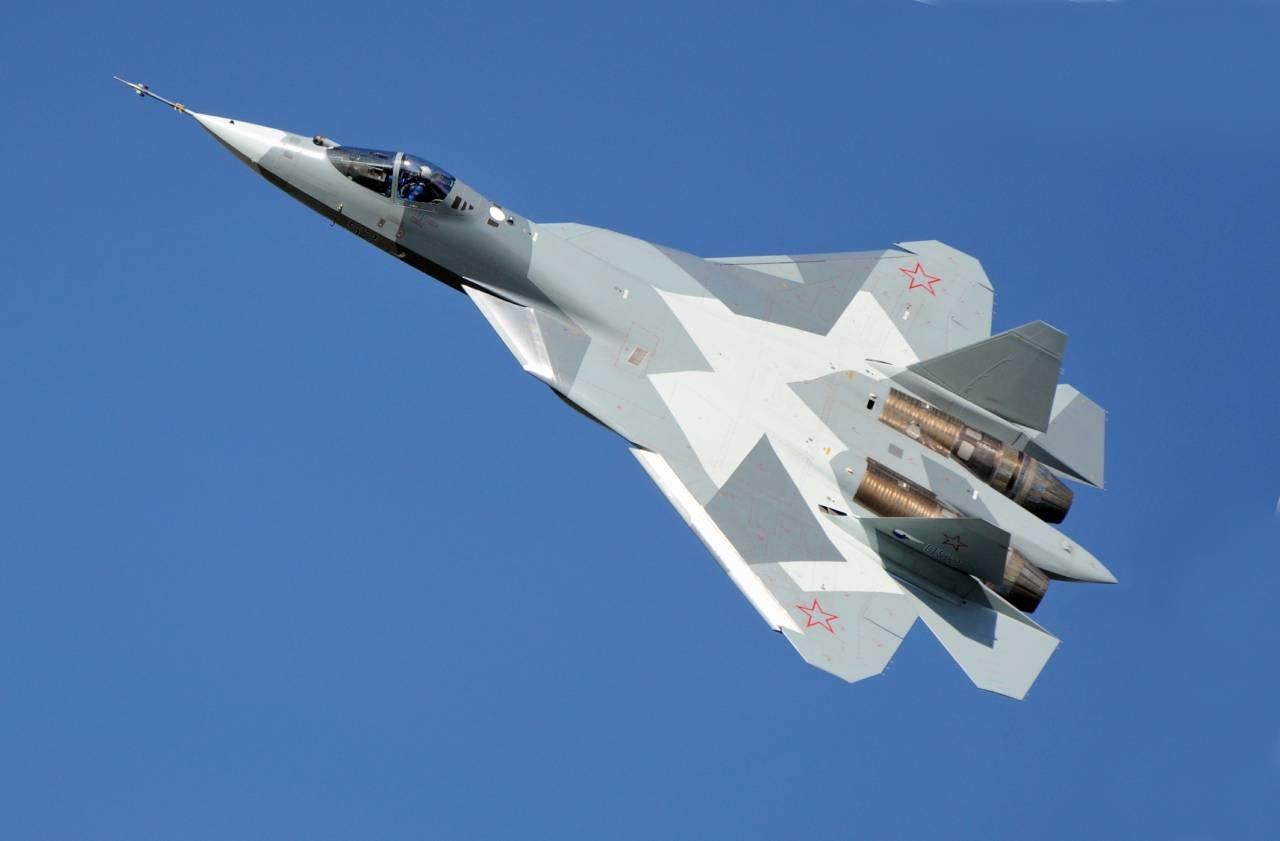 Депутат поведал о военных испытаниях Су-57 вСирии