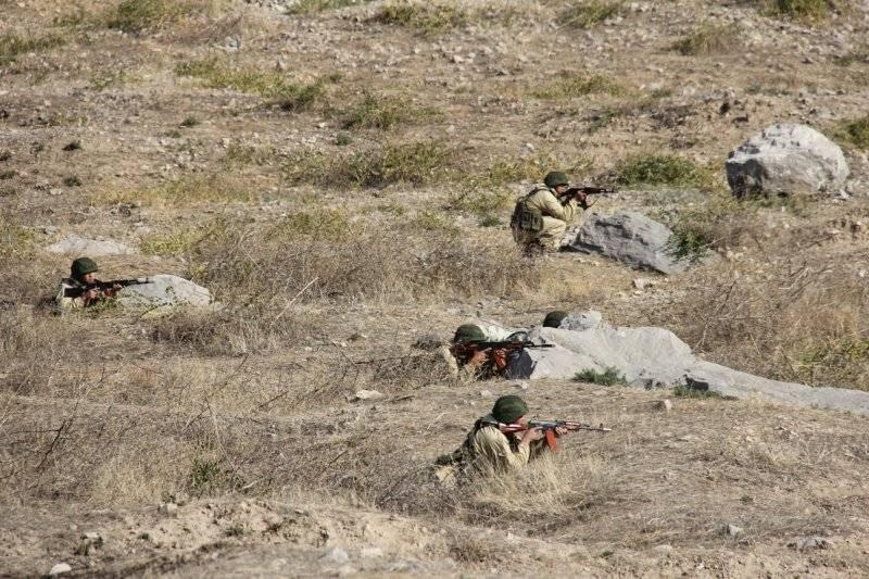 На туркменско-афганской границе погиб почти взвод туркменских пограничников