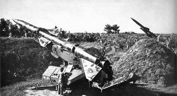 История войн.Система ПВО Вьетнама (часть 2)