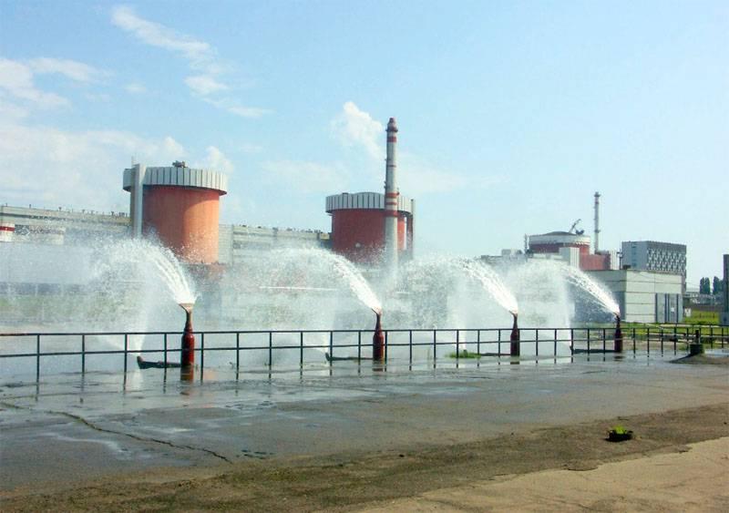 СБУ: Предотвращена масштабная техногенная катастрофа на АЭС Украины