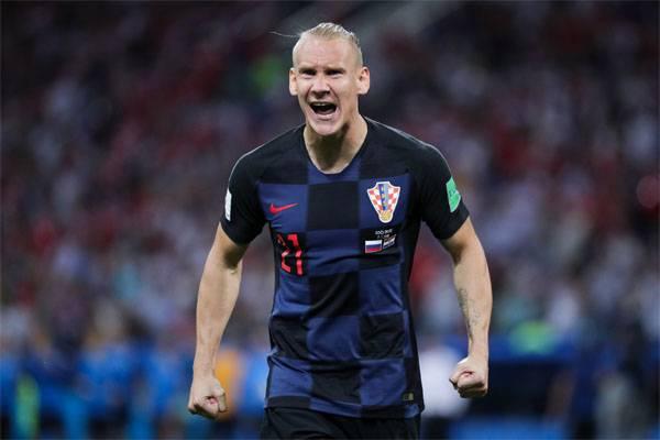 Вида Домагой дружит с головой? Реакция хорватского футбольного союза
